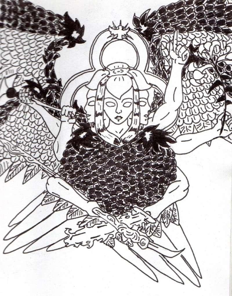 Dessins de Kuroneko - Page 5 Img15010