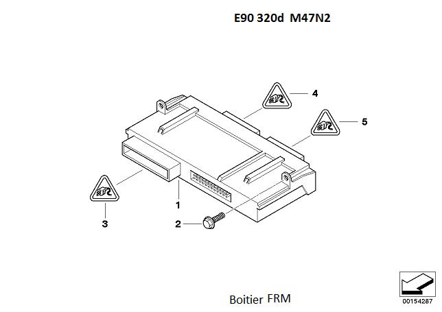 [ BMW e90 320D M47 N2 an 2007 ] Problème clignotants(Abandonné ) 61_boi10