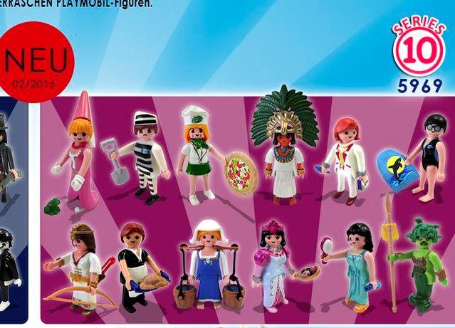 [Playmobil] Playmobil Minifigures Serie /  Mystery Figure !  - Page 2 Playmo11