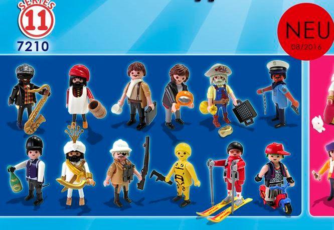 [Playmobil] Playmobil Minifigures Serie /  Mystery Figure !  - Page 2 Playmo12