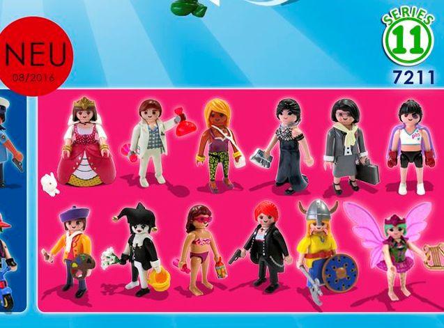 [Playmobil] Playmobil Minifigures Serie /  Mystery Figure !  - Page 2 Playmo13