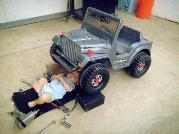 Maquette Hummer ; C'est magnifique ! ... à voir ! L-201310