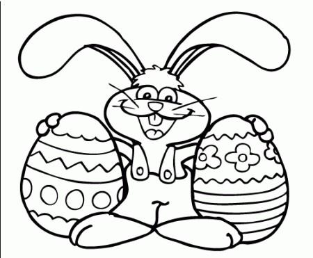 Hlf Aspettando Pasqua 1 Colora Il Coniglio Pagina 5