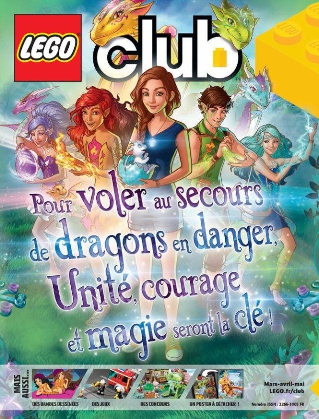 Les nouvelles de votre LEGO Club. Club10