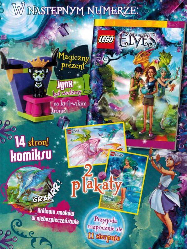 Le magazine trimestriel LEGO Elves - Page 2 Elves-10