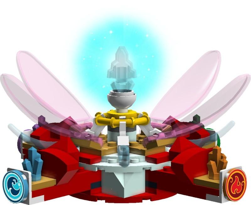 [LDD] La tour du Cristal Sacré Flower13