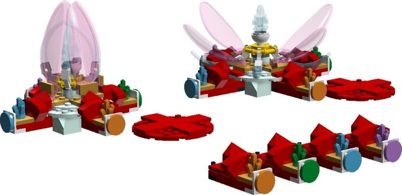 [LDD] La tour du Cristal Sacré Flower16