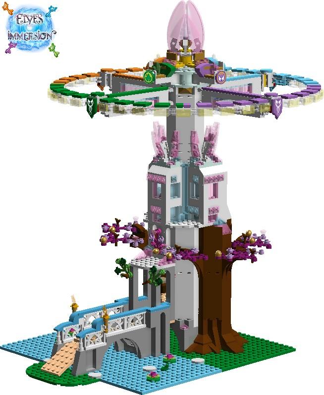 [LDD] La tour du Cristal Sacré Tourde10