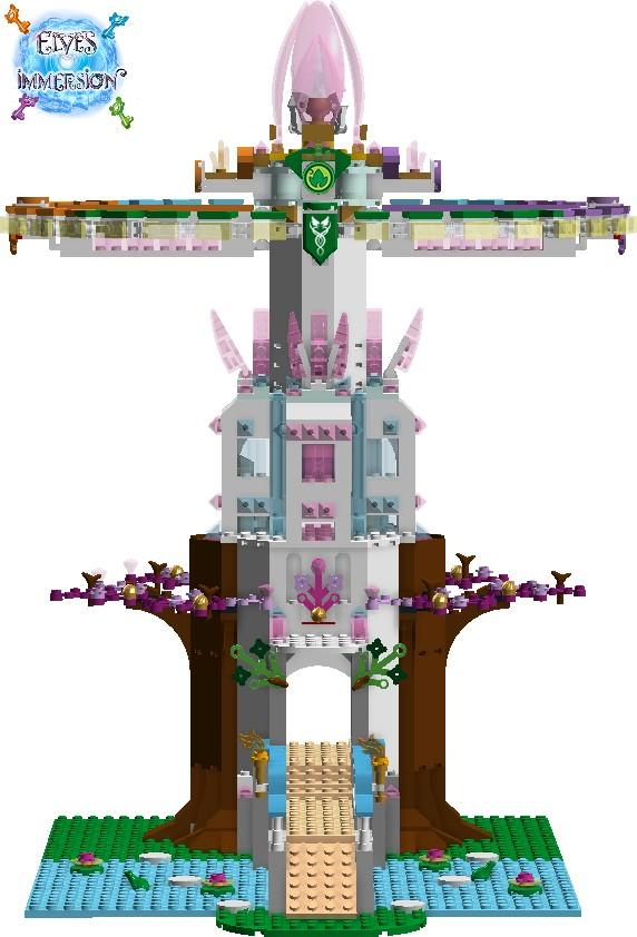 [LDD] La tour du Cristal Sacré Tourde11