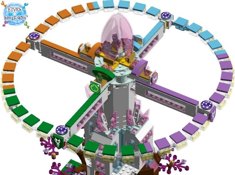 [LDD] La tour du Cristal Sacré Tourde12