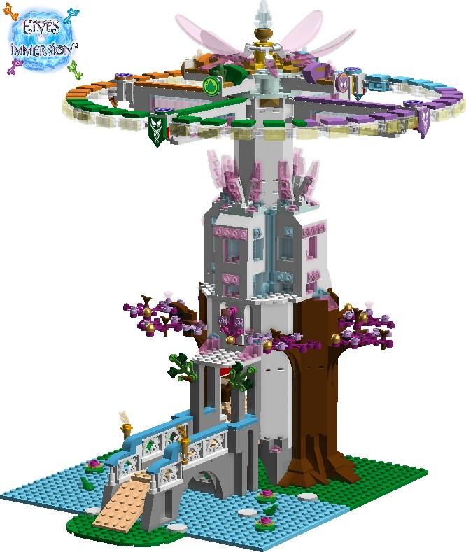 [LDD] La tour du Cristal Sacré Tourde13