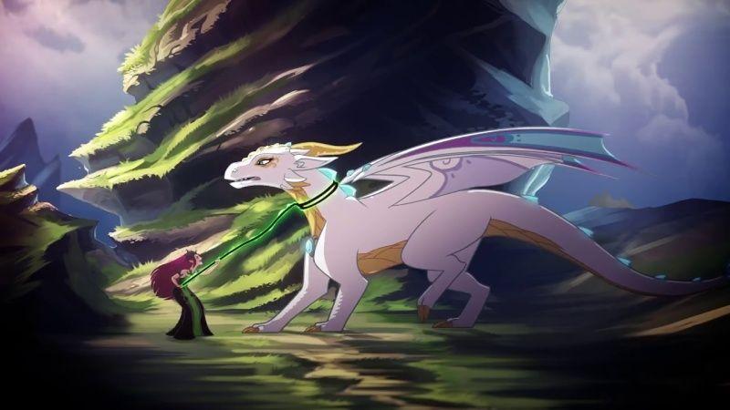 Histoire LEGO® Elves 2016. Il faut sauver les dragons ! Vlcsna14