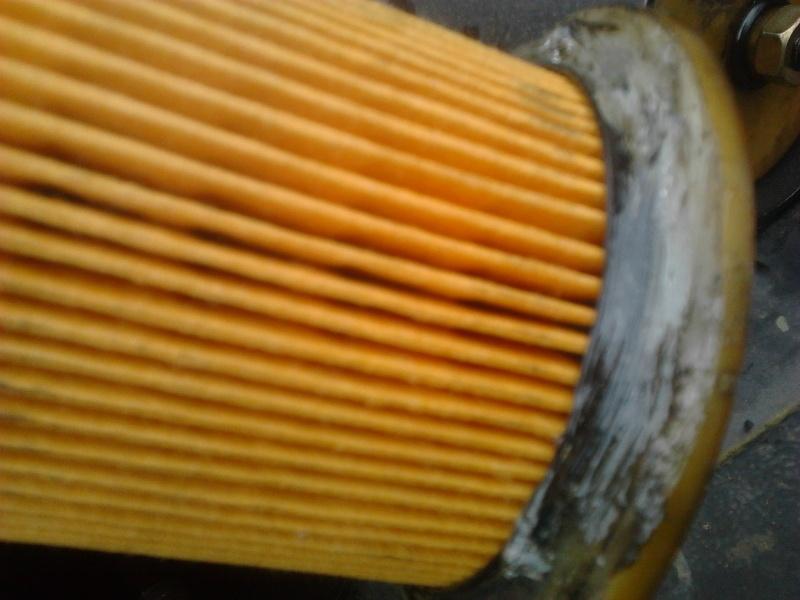 Réfrences des filtres à gazoil principaux Photo321