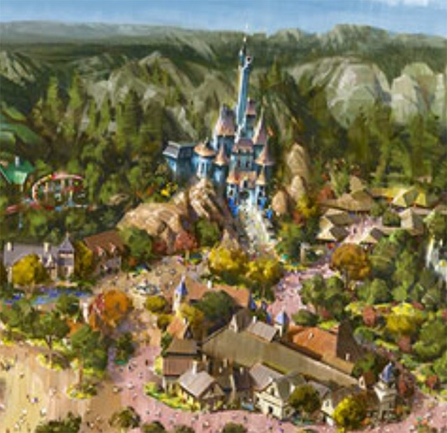 [Tokyo Disneyland] Nouvelles attractions à Toontown, Fantasyland et Tomorrowland (printemps 2020)  Tdlbea11