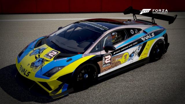 Gagnez une Unicorn avec les Lamborghini Super Trofeo Series Rival_11