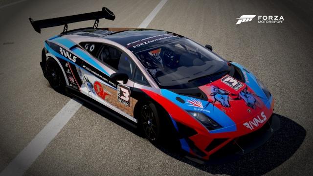 Gagnez une Unicorn avec les Lamborghini Super Trofeo Series Rival_12