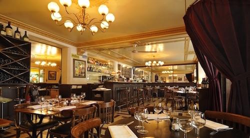 """Restaurant """"Chez Paulette"""" (Paris) Restau10"""