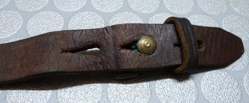 Bretelle pour fusil Mauser P1030111