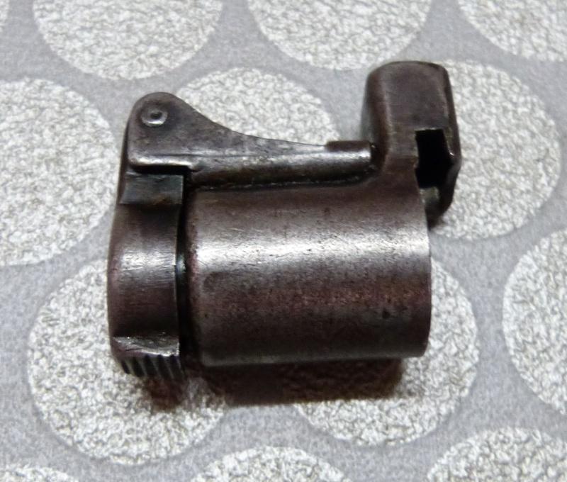Bouchon de canon pour Mauser 98k P1030118