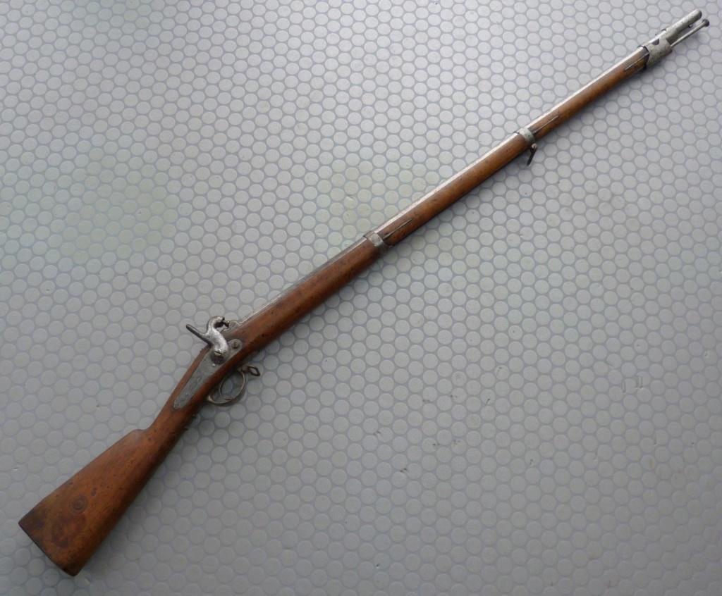 Fusil 1857 (sauce à la grecque???) P1050715