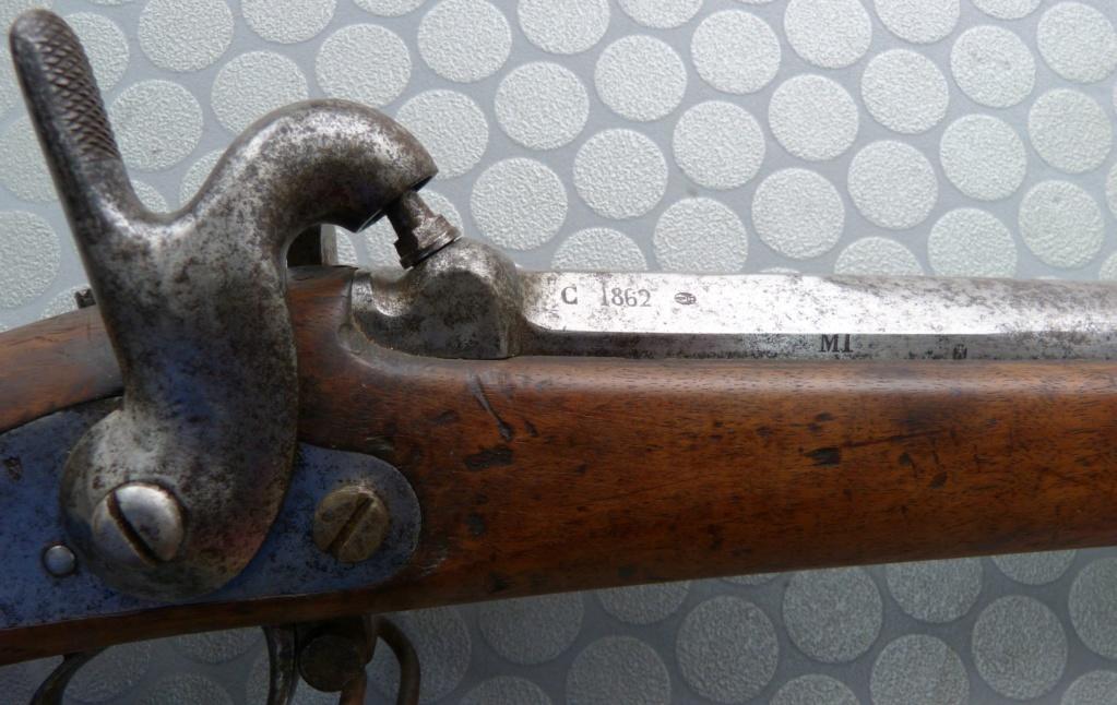 Fusil 1857 (sauce à la grecque???) P1050716