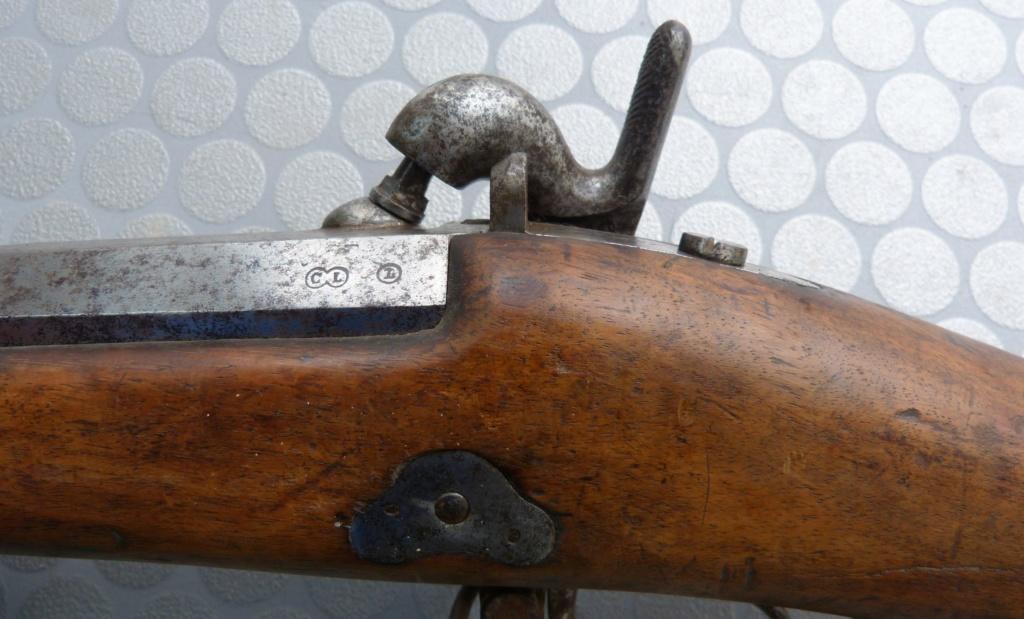 Fusil 1857 (sauce à la grecque???) P1050727