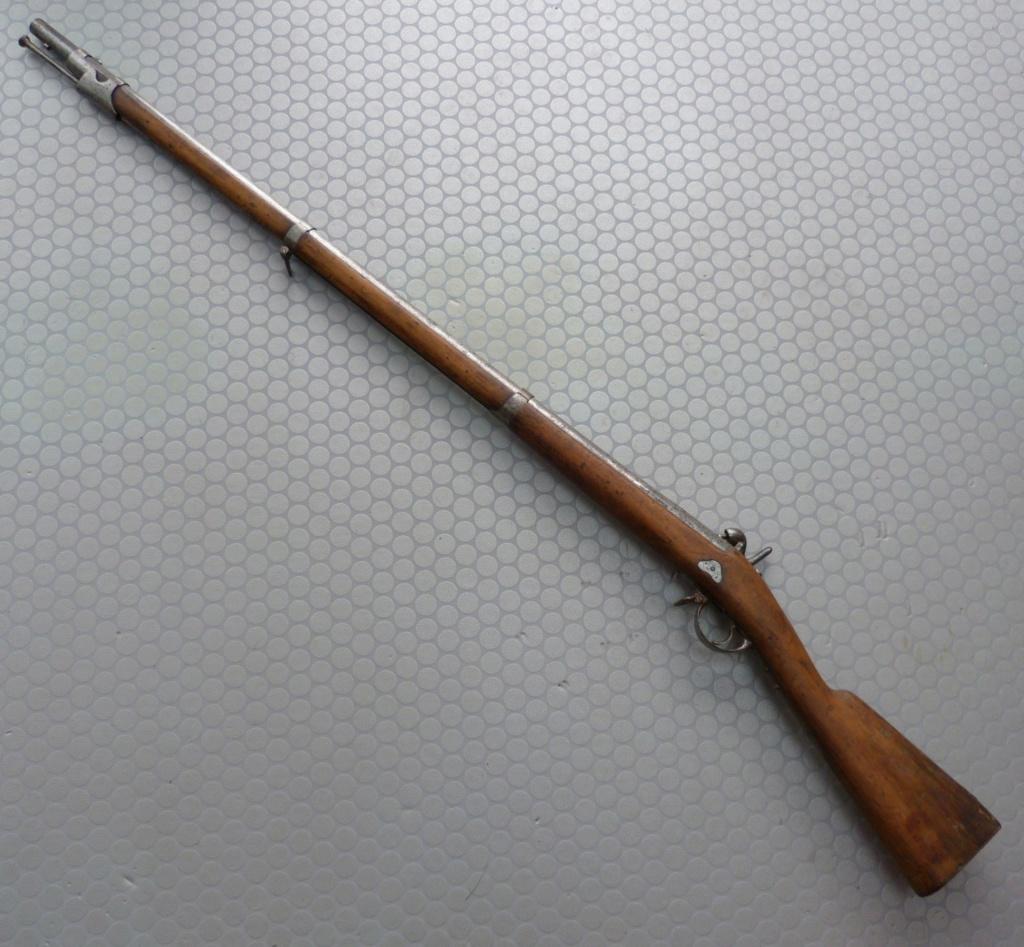 Fusil 1857 (sauce à la grecque???) P1050729