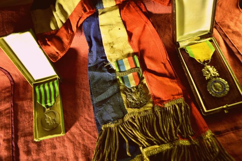 [Medailles Fr & All + Art de Tranchée] Collection de Militaria34 Rajout#1 _dsc0211
