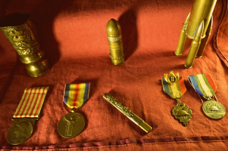 [Medailles Fr & All + Art de Tranchée] Collection de Militaria34 Rajout#1 _dsc0213