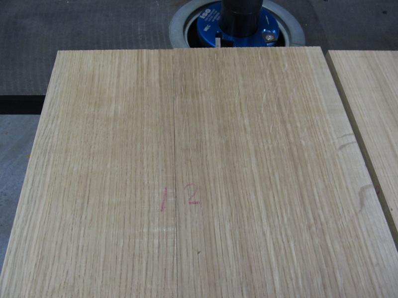 Fabrication d'un chevet très simple - pas à pas Fabric12