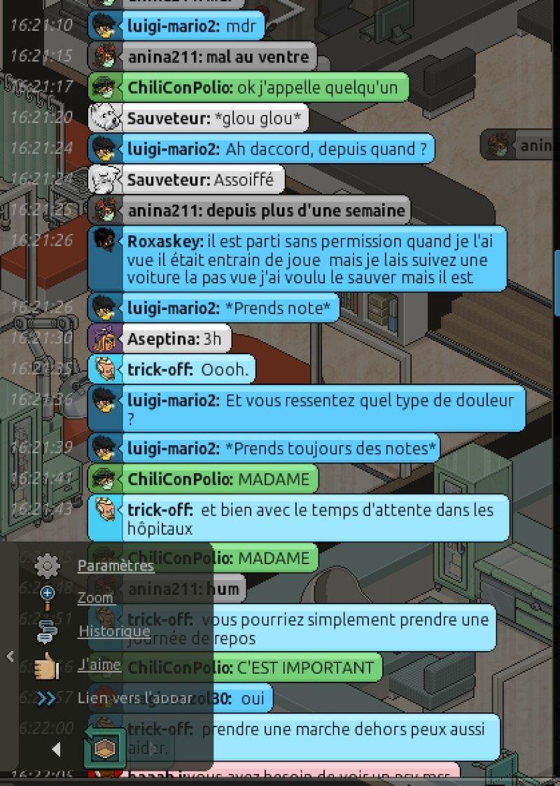 [Rapport d'action RP de Luigi-mario2] Captur92