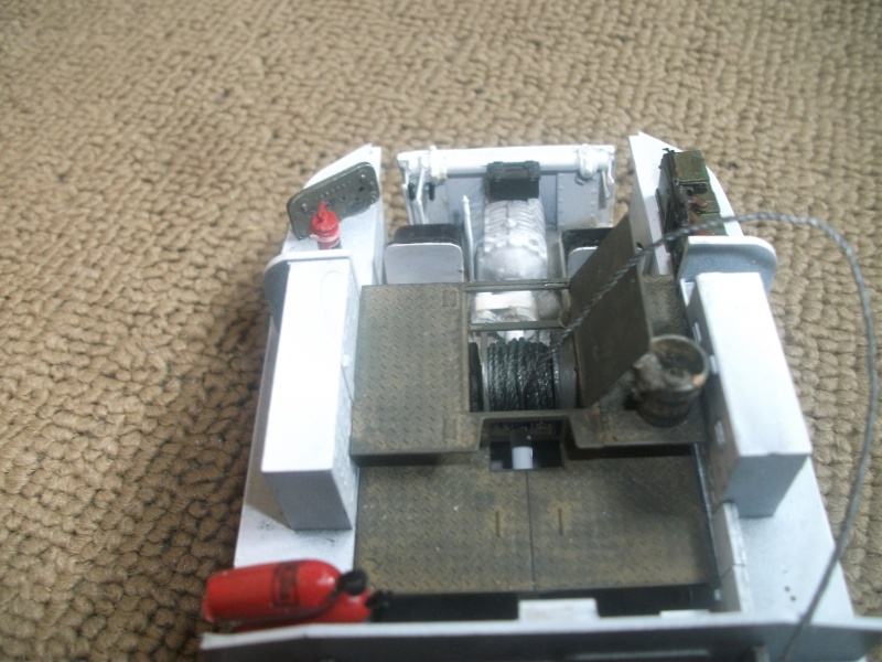 M32B1 TRV Asuka 1/35 2eme Dragon 1945 00310