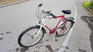 Mountain bike à identifier  G10