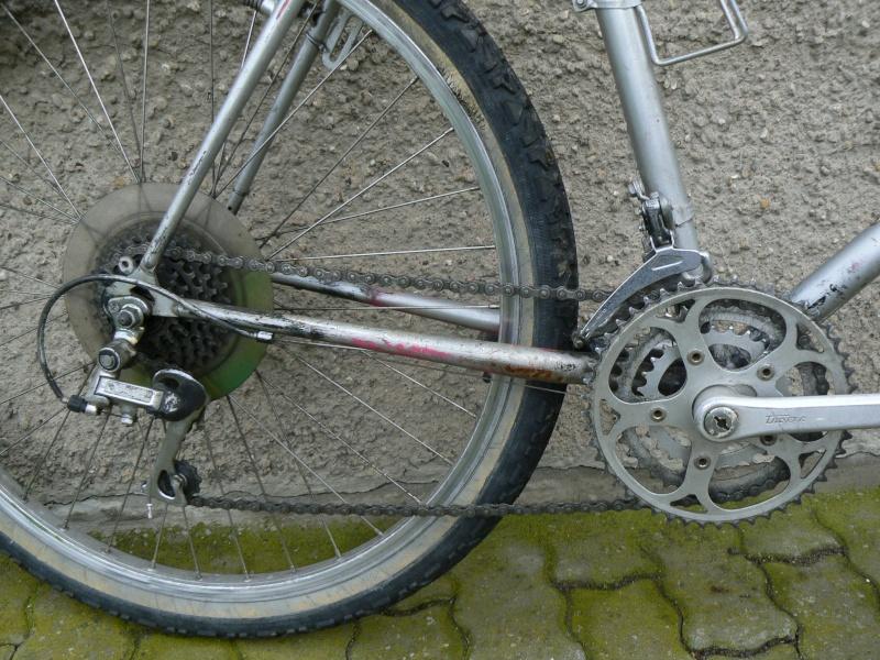 Mountain bike à identifier  P1050213