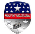 Miniature Pro Football