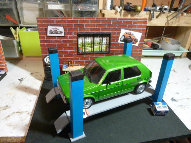 mes diorama voiture echelle 1/18 ET 1/43 P1010210