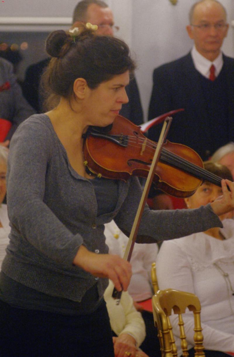 Concert annuel en hommage aux gendarmes  _igp9511