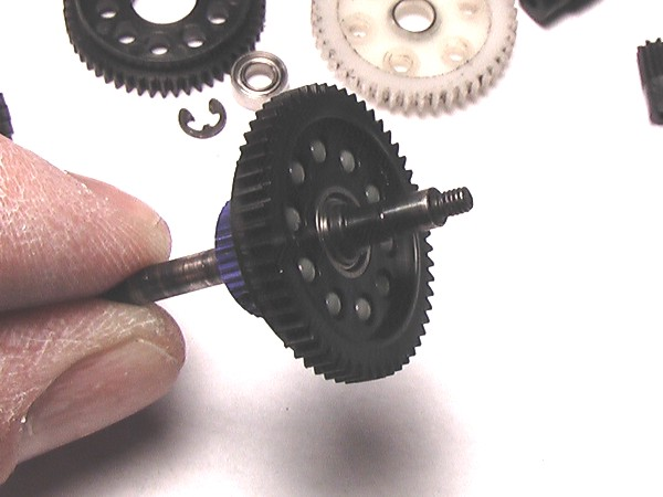Couronne diff Kyosho  Photo810