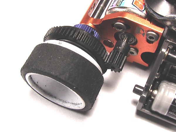 Couronne diff Kyosho  Photo910