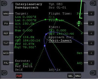 [Risolto]come allinearsi con ISS proveniendo dall'esterno? Info210