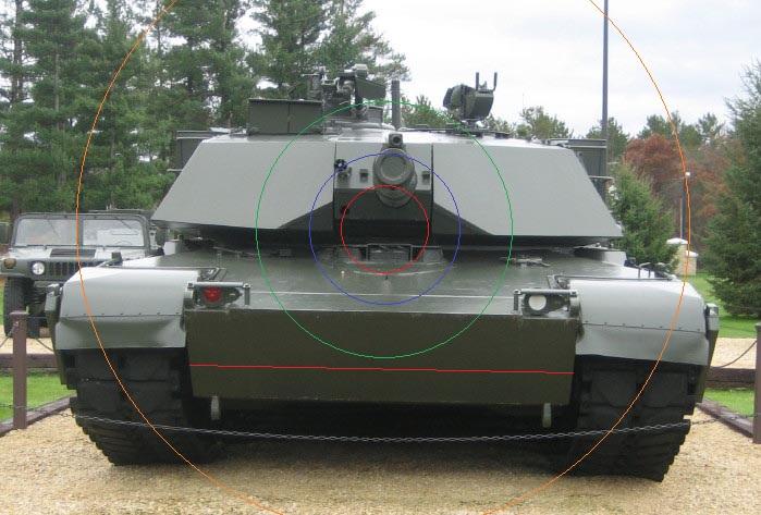 T-90 vs M1A1/2 comparison - Page 4 M1-for10