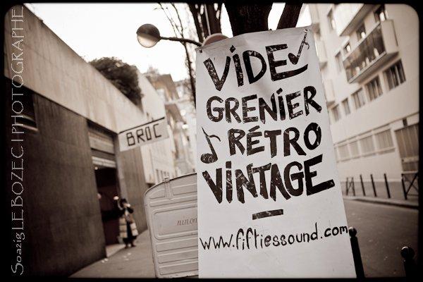 Fifties Sound et son Rétro Vintage Market Broc10