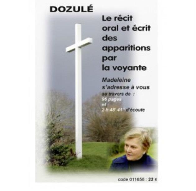 DOZULÉ : le récit oral et écrit des apparitions par la voyante D3205610