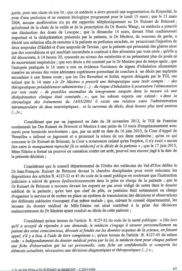 jugement ODM-Ruinart affaire Edaine 4