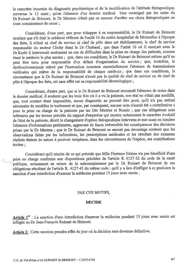 jugement ODM-Ruinart affaire Edaine 6