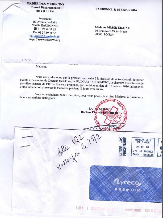 preuve du retard volontaire pris à expédier la lettre
