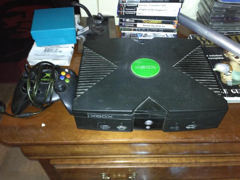[VDS] Xbox 1ere Génération sous Unleashed X Img_2110