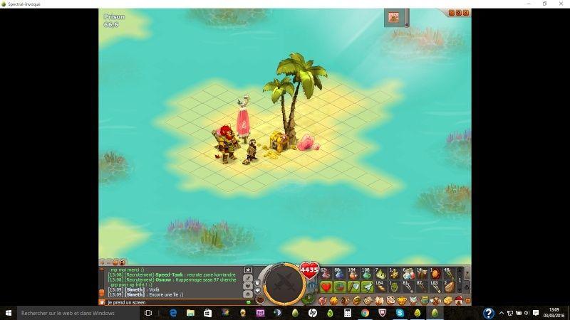 Vacances avec un modo map 666 Prison10