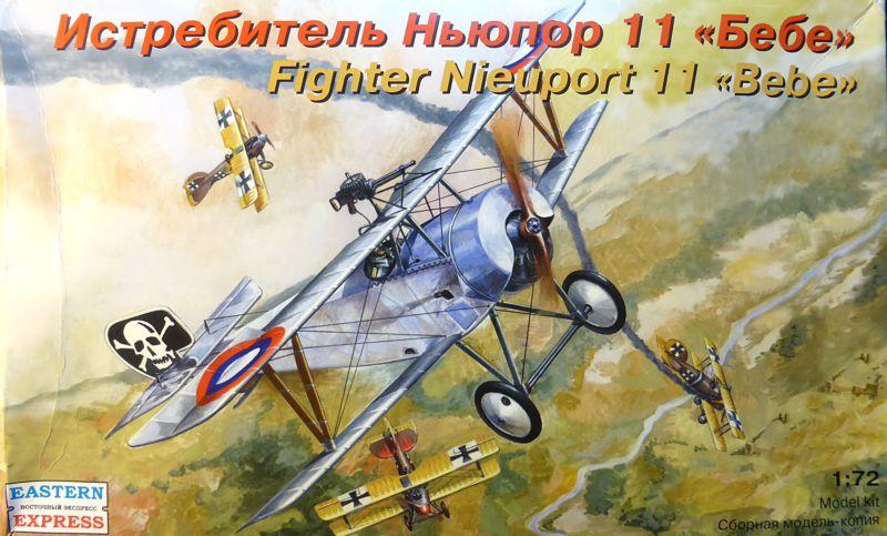 [1916] Toko - Nieuport 11 de Georges Guynemer. Ni11bb10