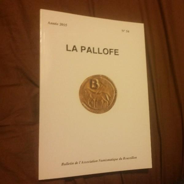 Pallofe ou méreau écclésiastique Picsar35